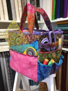 Two day Carry-All Bag Making with Zoë Hughes